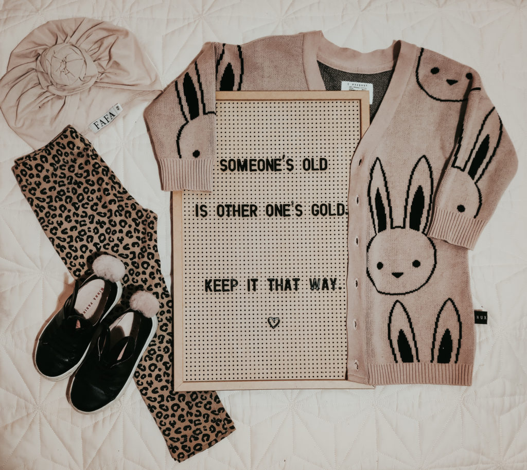 someone`s old is other ones`s gold